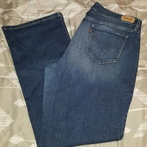 Levi's 515 Bootcut Jeans. Brand new condition